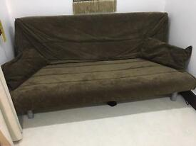 Double Sofa Bed From Ikea