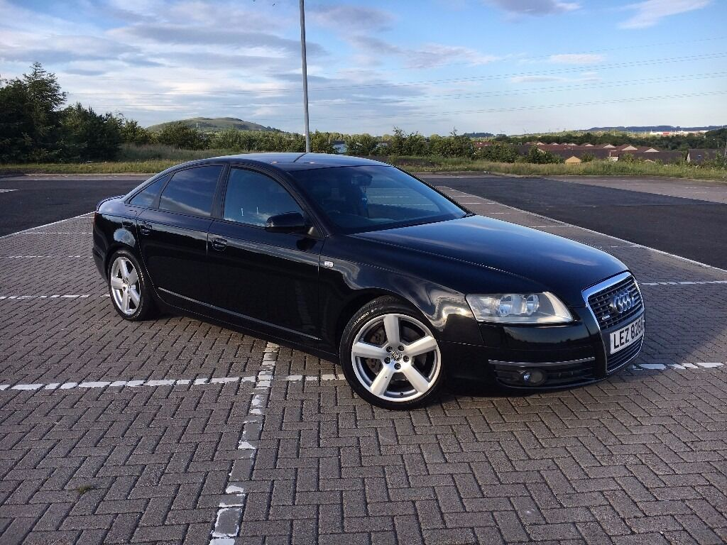audi a6 c6 s line 2 0tfsi 2006 in cowdenbeath fife. Black Bedroom Furniture Sets. Home Design Ideas