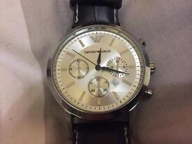 Emporio Armani Watch not working