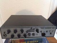 Aguilar TH500 bass amp plus carry bag