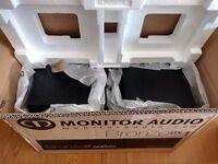 Monitor audio bronze BX1 speaker pair.