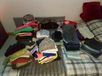 MASSIVE BUNDLE LADIES CLOTHES SIZE 10-12 BARGAIN