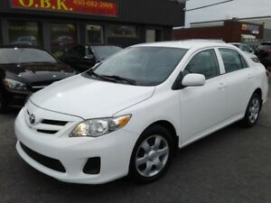 2011 Toyota Corolla CE-AIR CLIMATISE-AUTOMATIQUE