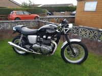 Triumph Thruxton 2007 (readvertising due to attempted scammer)