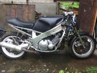 Fzr 600 SELL/SWAP FOR TRAILER