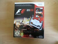 NINETENDO Wii CONSOLE WITH GAMES