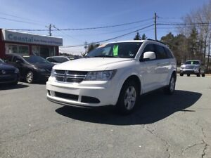 2015 Dodge Journey 7 SEATER!! (Only $119 bw, w/ $0 down, OAC)