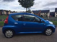 Peugeot 107 1.0 12v Urban 3dr 2010 Low Insuarance Group Only 63k Miles Good Condition