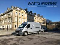 Man & Van Hire WATTS MOVING