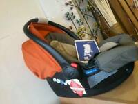 Brand new with tags car seat