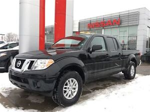 2016 Nissan Frontier SV 4X4 CREW CAB, ALLOYS, BLUETOOTH