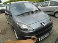 PEUGEOT 1007 1.4 HDi Sport 3dr LOW MILEAGE LOVELY MANUAL WEE DIESEL �30 ROAD TAX �1700 (grey) 2006