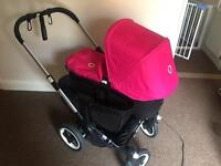 Bugaboo Donkey Duo in excellent cond Version 1.1
