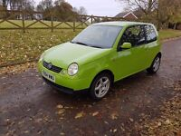 VW Lupo Amazing condition Mot till March 2017