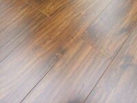 8mm V Groove Laminate Flooring - Save over 40%