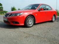 SAAB 9-3 1.9 TID AIRFLOW 150BHP SALOON.6 SPEED MANUAL.2009 MODEL.
