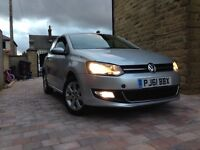 Volkswagen Polo Match Edition 1.2 petrol