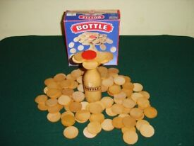 Parker. Bottle Balance Game of concentration, Stack em High and wide, Hasbro 1994