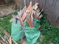 FREE FIRE WOOD- OLD SHED