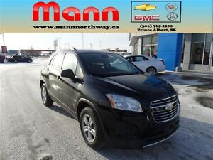 2016 Chevrolet Trax LT - Remote start, Cruise control, Sunroof,