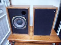 vintage tannoy speakers hpd295