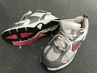 Girls Size 2UK Nike trainers