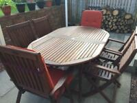 Winchester Table and Chairs