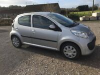 Citroen C1 with Only 40k Genuine Low Milage! £20 Tax- same as Toyota AYGO + Peugeot 107