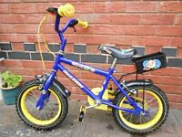 Bike - first boys bike