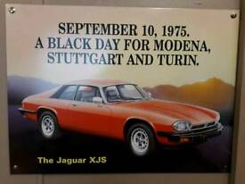 Collectable Classic Wall Art VW Jaguar etc
