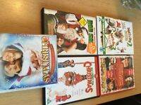 5 Christmas movies for sale