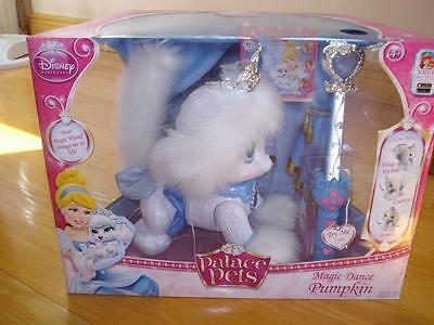 Disney Princess Palace Pets Magic Dance Pumpkin