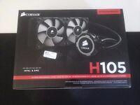 Corsair H105 AIO CPU Cooler