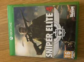 Xbox sniper elite