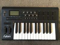 M-Audio Axiom 25 MIDI Controller