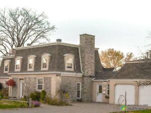 399 900$ - Maison 2 étages à vendre à Jonquière (Arvida)