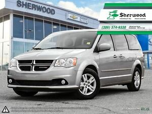 2016 Dodge Grand Caravan Crew Plus w/ Leather
