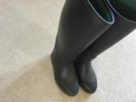 Pony mad ? Boots & crop