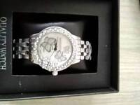 Ladies watch unwanted gift