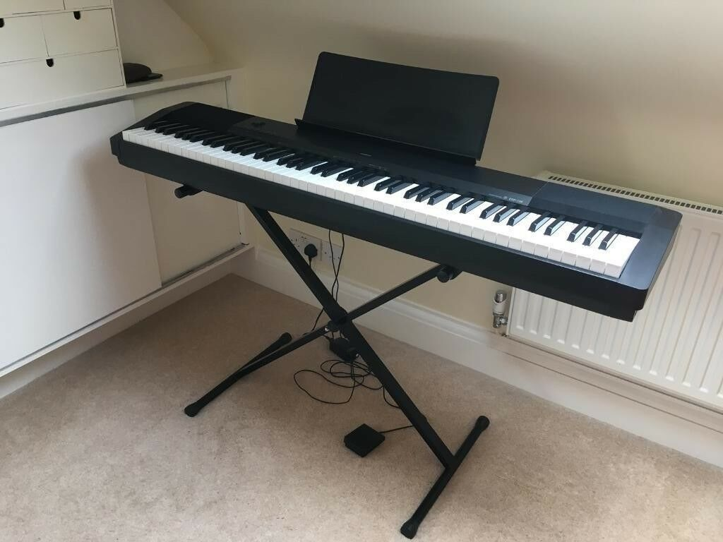 casio cdp 120 piano in swindon wiltshire gumtree. Black Bedroom Furniture Sets. Home Design Ideas