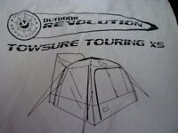Awning. Drive Away and leave in position if required.