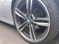 "19"" BMW M4 Style Alloy Wheels (may swap + cash my way)"