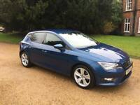 SEAT LEON FR TDI TECHNOLOGY PACK 2014, PART EXCHANGE MOST WELCOME WITH ANY CAR