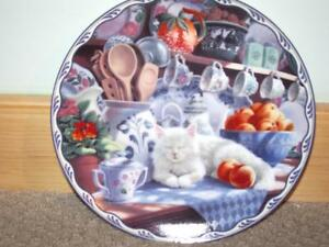 Collector Plate--Mabel's Sunny Retreat by Mary Ann Lasher