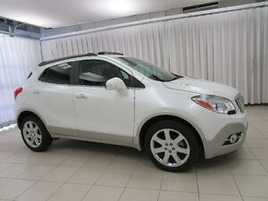 2016 Buick Encore BE SURE TO GRAB THE BEST DEAL!! AWD SUV w/ HEA