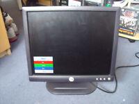 """Dell E Series E171FPb 17"""" LCD Monitor"""