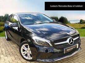 Mercedes-Benz A Class A 180 D SPORT PREMIUM (black) 2017-06-06