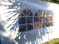 3x9m garden tent