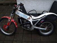 Beta early 90s Trials bike (project)