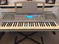 Yamaha PSR 290 Keyboard and stand